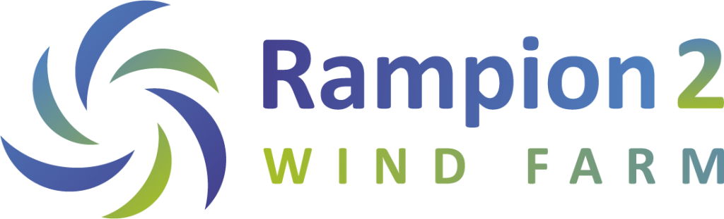 Rampion 2 Wind Farm colour logo